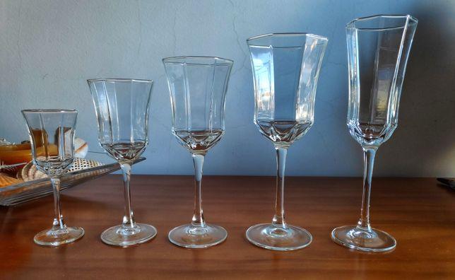Conjunto 38 copos   5 variedades