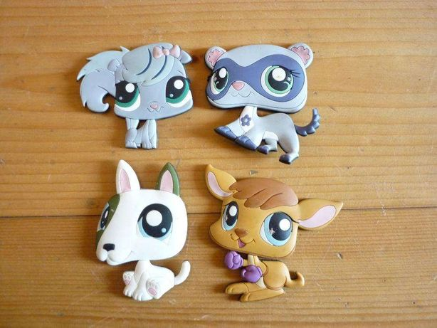"Imans - ""Littlest Pet Shop"" da Hasbro"