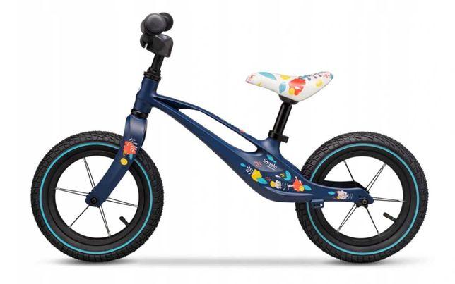 """Rowerek biegowy Lionelo Bart Air 12"""" Magnezowy pompowane koła"""