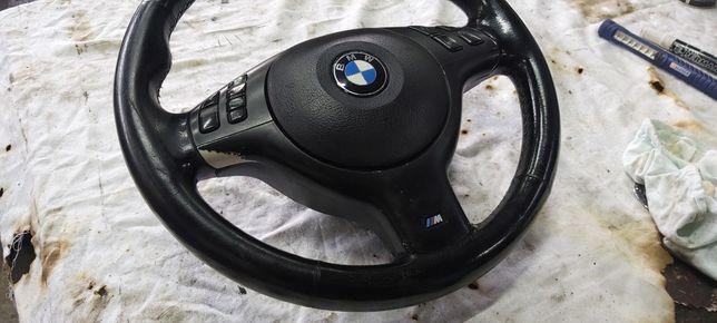 BMW E46, E39 Kierownica multifunkcyjna m-pakiet