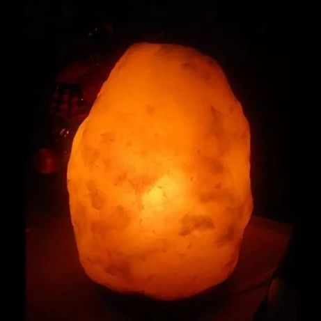 Lampa solna jonizator zdrowie 2-3 kg Sól Himalajska DLA alergika PROMO