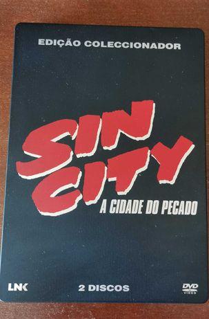 Sin City filme 2xDVD Edição Especial