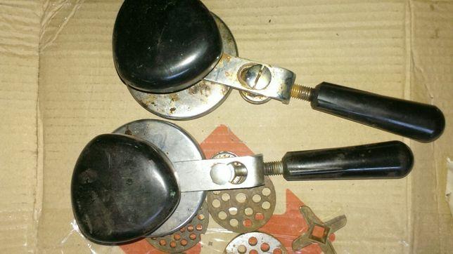 Закаточный ключь машинка для выравнивания крышек мясорубка