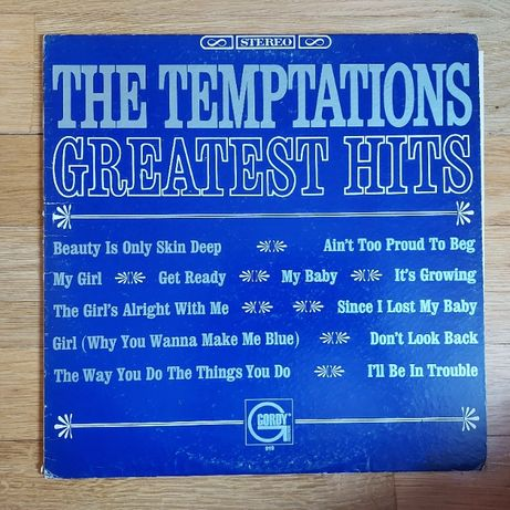 The Temptations, Greatest Hits, USa, db--, (2)