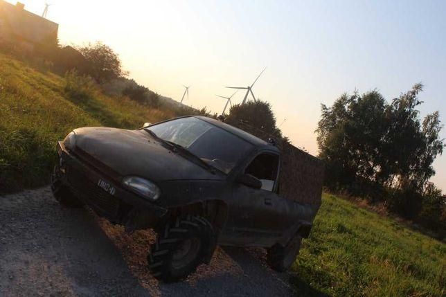 Pickup Mazda 1.3 buggy rurak quad