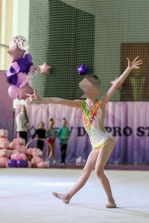 Купальник для художественной гимнастки