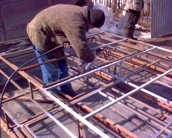 Сварочные работы, металлоконструкции, услуги сварщика