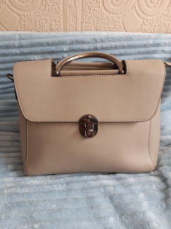 Продам шкіряну сумочку