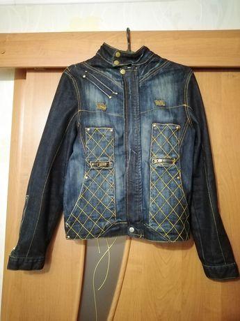 Женская джинсовая куртка/курточка/джинсовка