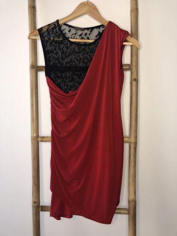 Vestido curto de cerimónia
