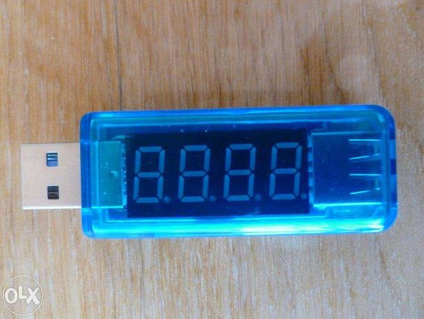 Тестер USB Charger Doctor прямой формы