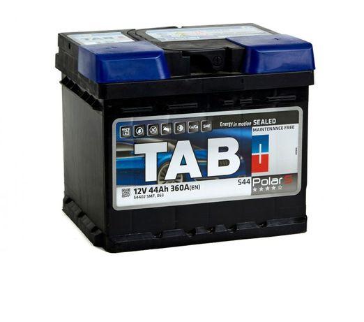 Akumulatory TAB 44Ah - 110Ah