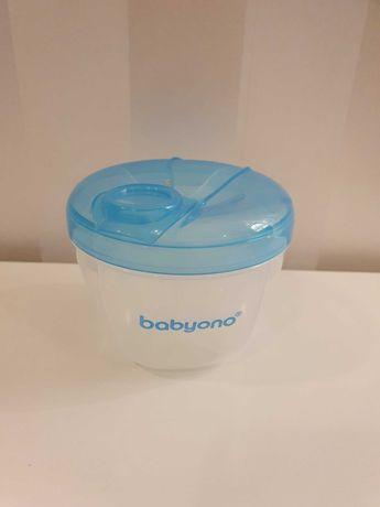 Pojemnik na mleko modyfikowane Babyono