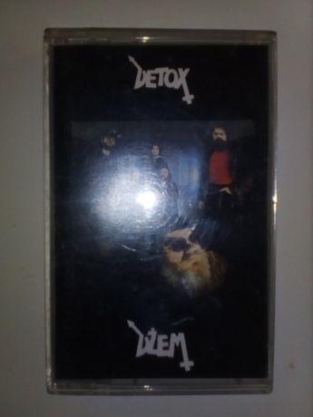 Dżem Detox kaseta audio