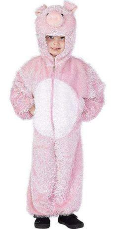 Smiffys kostium dla dzieci świnka 4-6 lat