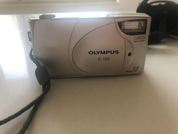 Aparat Olympus C-120