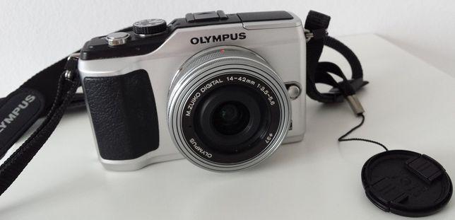 Olympus --- Aparat cyfrowy Olympus PEN E-PL2