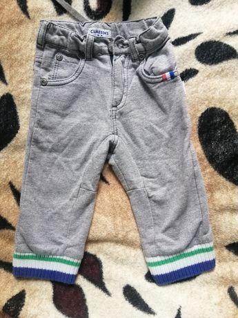 Штани для хлопчика на 3-6м