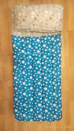 Спальный мешок,спальник для ребенка.