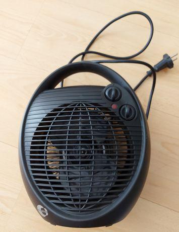 Ventilador de Ar quente _ Aquecedor Equation