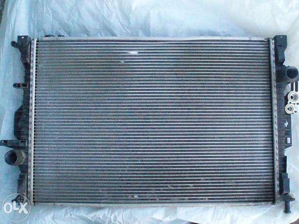 радиатор охлаждения и кондиционера 2,0