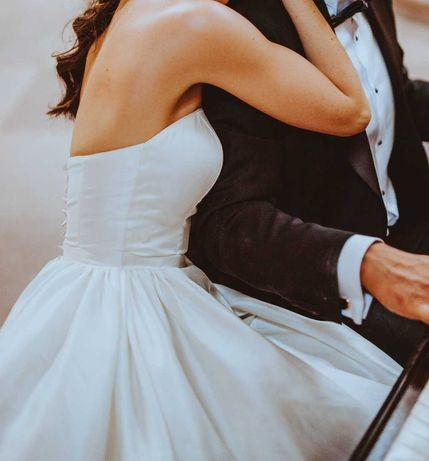 Suknia ślubna MILLA NOVA ROBIN 36
