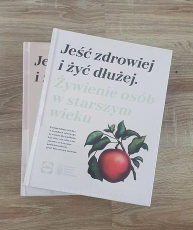 Książki, LIDL, Jeść zdrowiej i żyć dłużej