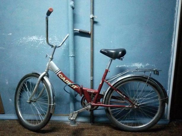 Велосипед в хорошем состоянии, б/ у