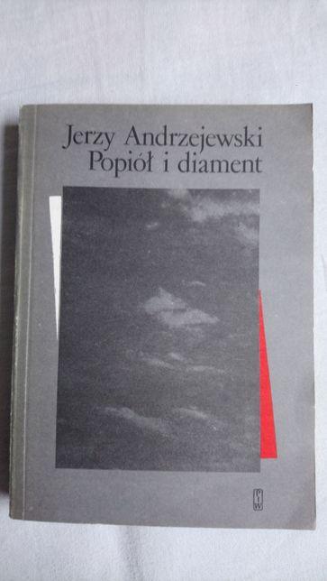 Popiół i diament Jerzy Andrzejewski
