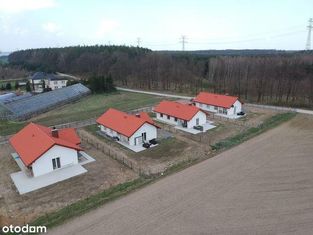 Nowy dom jednorodzinnym w parku 7km od Bydgoszczy