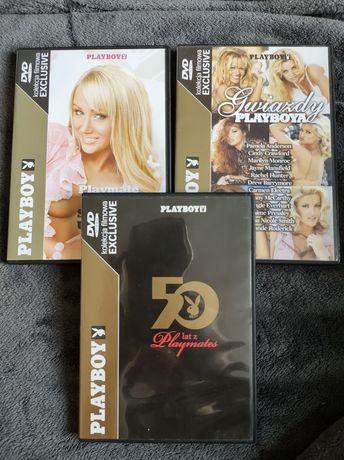 Playboy 3 płyty DVD