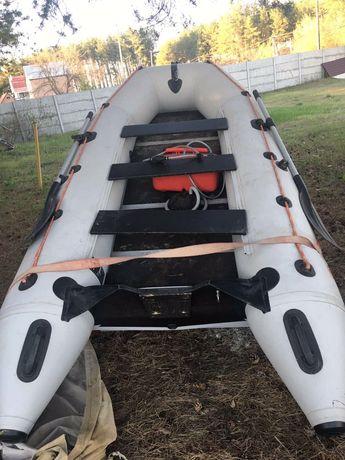 Лодка kolibri 360 мотор merkury