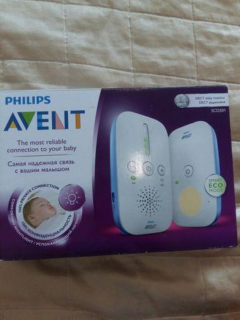 Радио няня Philips Avent