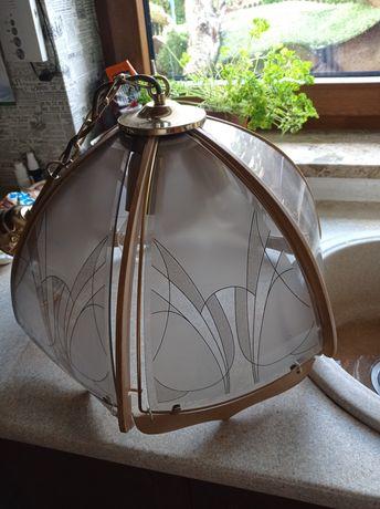 Lampa kuchenna lub do salonu