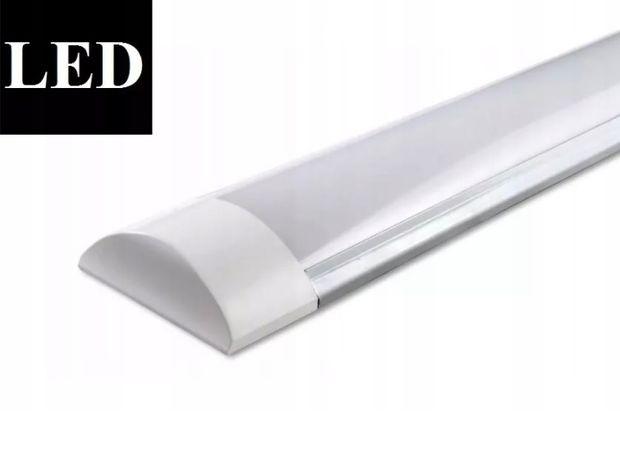 Panel świetlny LED do garażu lampa natynkowa 120 cm IMPORTER %%%