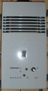 Piec gazowy przepływowy MORA 371 sprawny