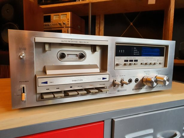 Pioneer ct-f 750 zadbany