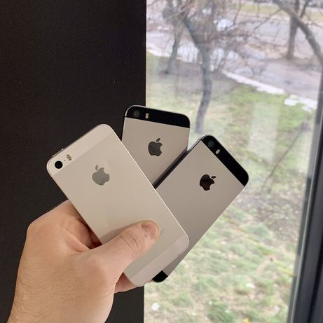 iPhone SE 16/32/64/128Gb Neverlock Space Gray/Silver/Gold/Rose