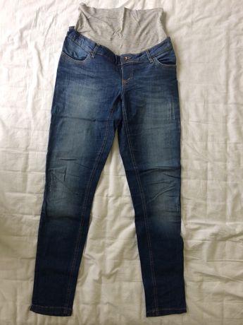 Spodnie ciążowe jeansy rozm. M (Happymum)