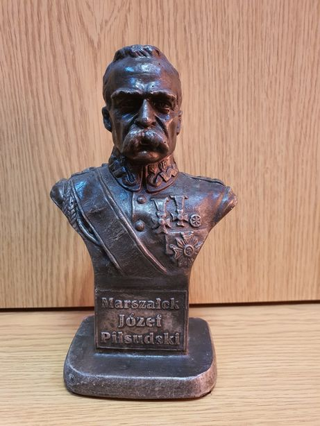 Popiersie marszałka Piłsudskiego