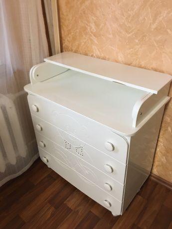 Срочно продам Комод пеленальный стол