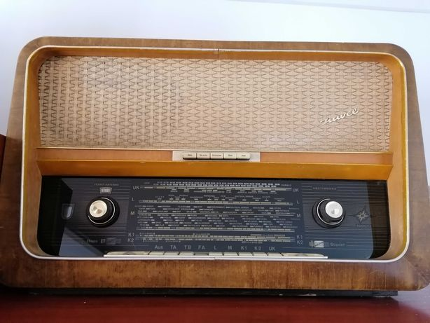 Radio antyk 2 sztuki