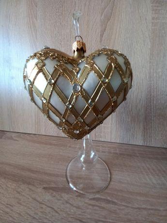 Эксклюзивный подарок Платиновое сердце Именины Свадьба годовщина.