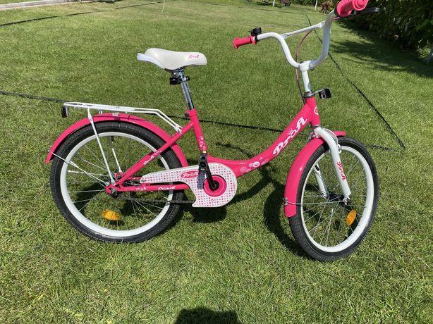 Детский велосипед Profi princess