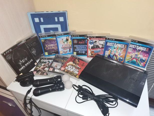 Mega zestaw PS3 !!!