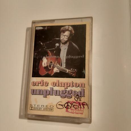 Eric Clapton Unplugged kaseta