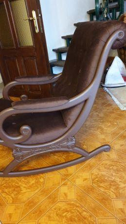 Sprzedam śliczny fotel bujany