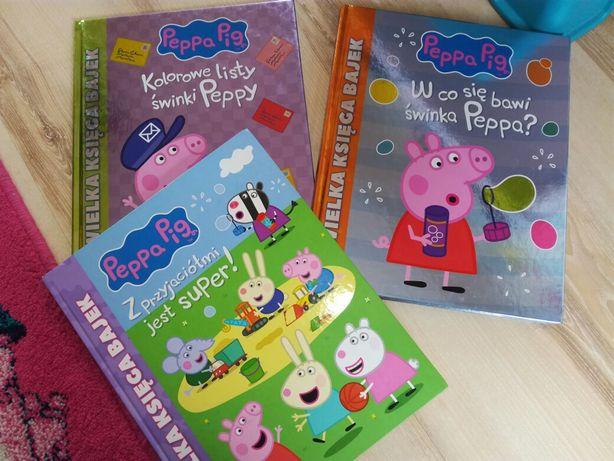 Książki swinka Peppa