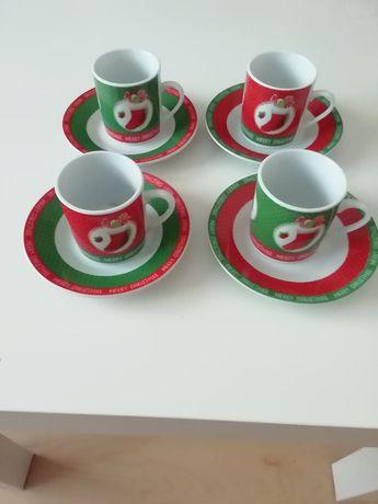 Chávenas de café/natal