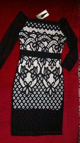 Коктейльное вечернее платье 44-46р